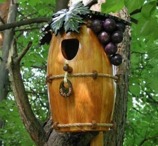 Делаем скворечник для птиц – готовимся к возвращению пернатых с юга