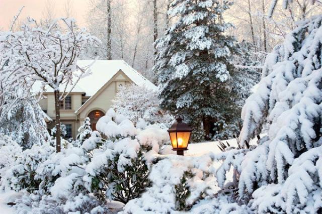 Идеи и пошаговые инструкции по изготовлению ландшафтных зимних поделок своими руками