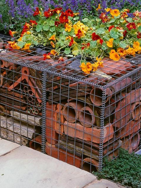 Как сделать красивые габионы своими руками – пошаговая инструкция и идеи для сада