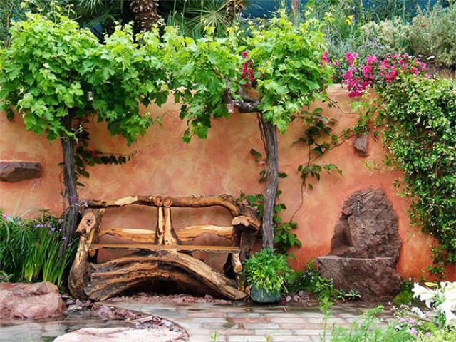 Как сделать рутарий своими руками: создаем причудливый сад корней