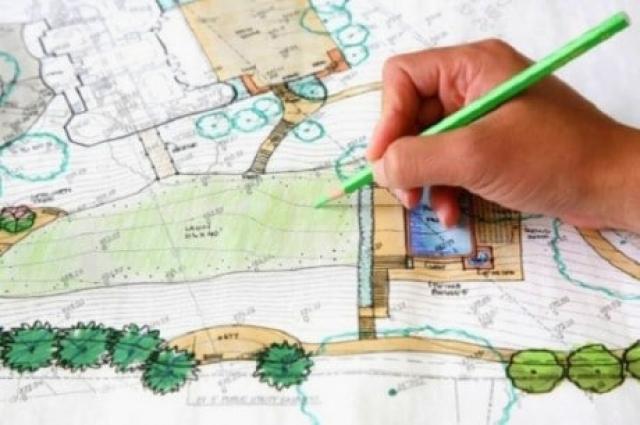 Планировка дачного участка: правила хорошего дизайна