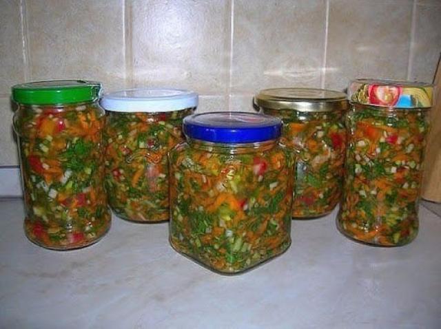 Самая вкусная заправка для борща, супа и других блюд