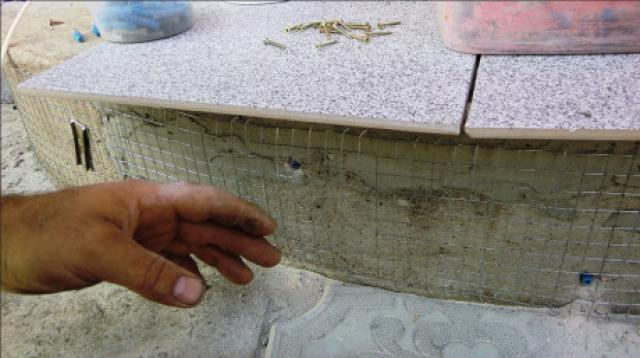 Техника укладки плитки на полукруглом крыльце: мастер-класс для «чайников»