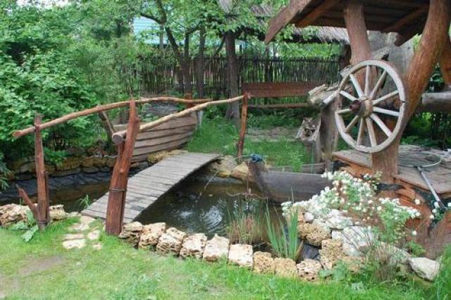 Уютная деревенская усадьба: оформляем дачу в стиле кантри