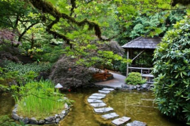 Варианты ландшафтного дизайна низинного участка: как превратить недостатки в достоинства
